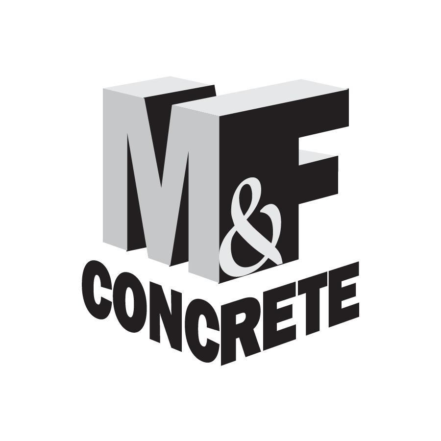 M&F Concrete Logo