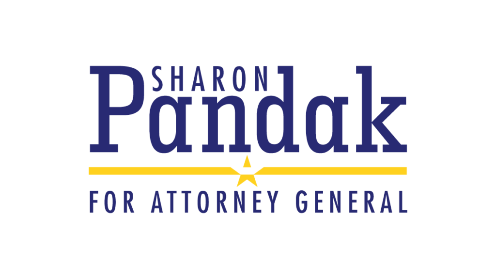 Sharon Pandak for Attorney General Logo